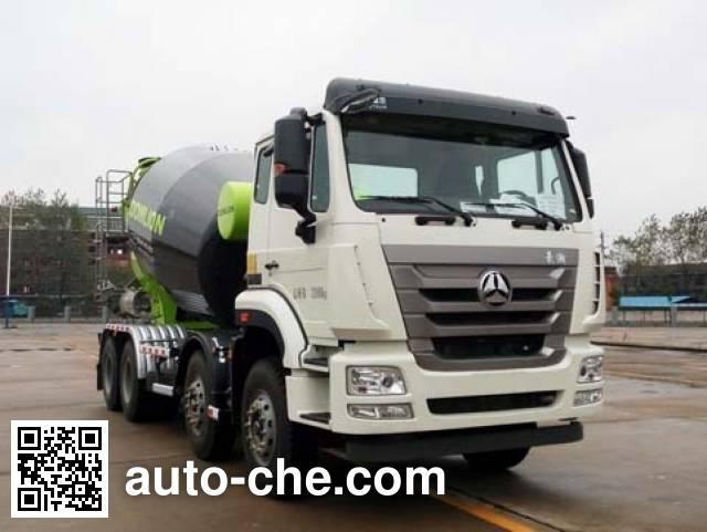 Zoomlion ZLJ5318GJBHE concrete mixer truck