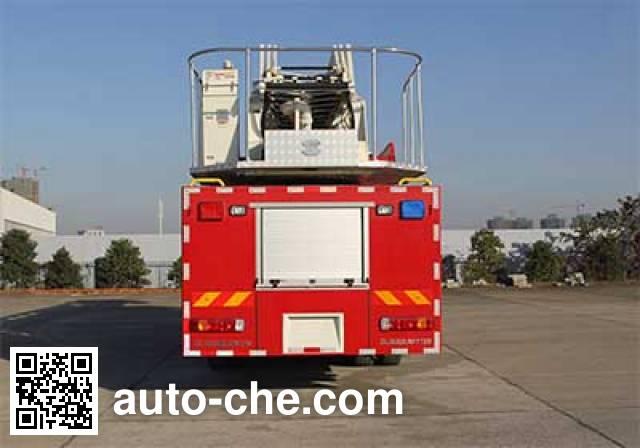 Zoomlion ZLJ5321JXFYT25 aerial ladder fire truck