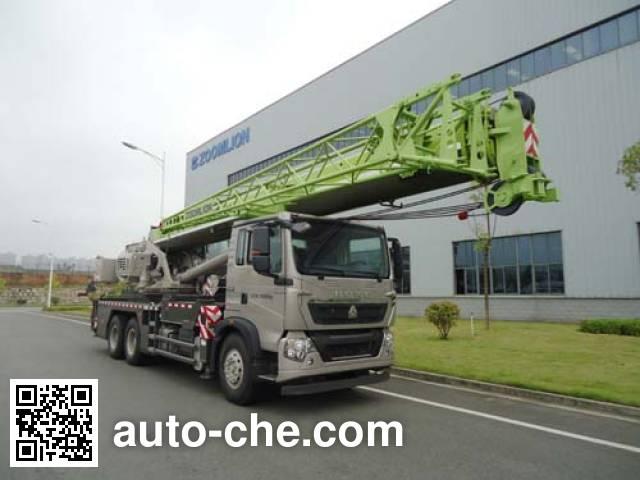 Zoomlion ZLJ5341JQZ25V truck crane