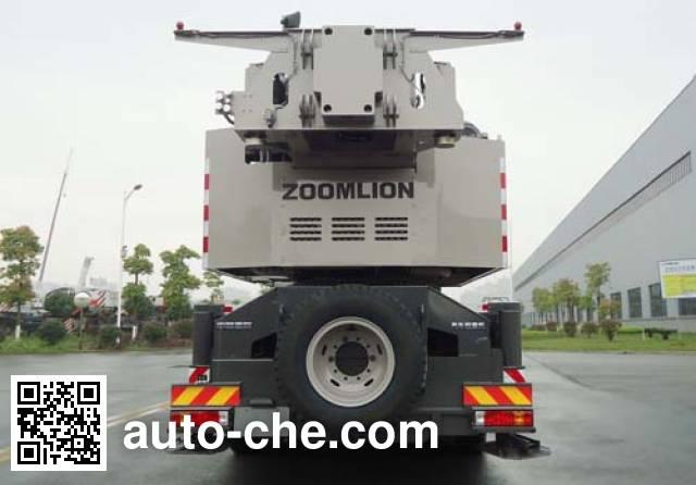 Zoomlion ZLJ5550JQZ95V truck crane