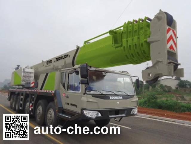 Zoomlion ZLJ5559JQZ100V truck crane