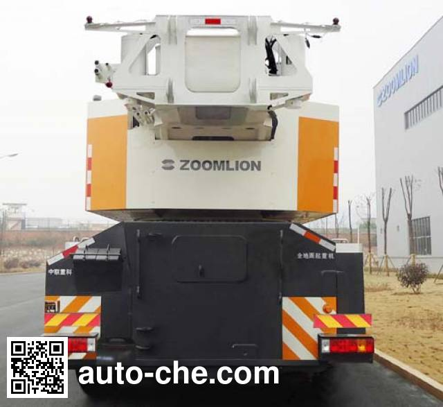 Zoomlion ZLJ5559JQZ200 all terrain mobile crane