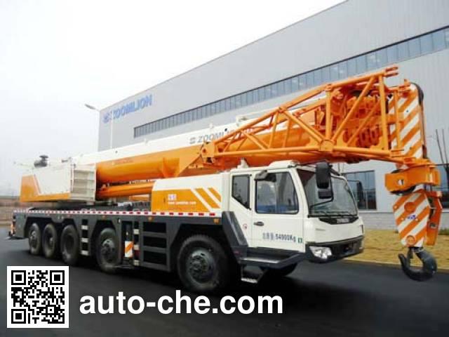 Zoomlion ZLJ5559JQZ95V truck crane
