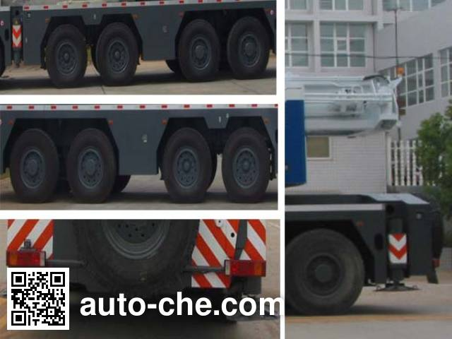 Zoomlion ZLJ5720JQAY260 all terrain mobile crane
