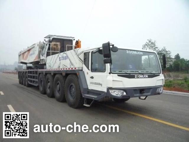 Zoomlion ZLJ5850JQZ300 all terrain mobile crane