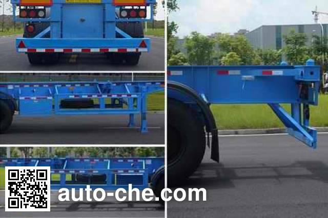 Zoomlion ZLJ9400TJZZL container transport trailer