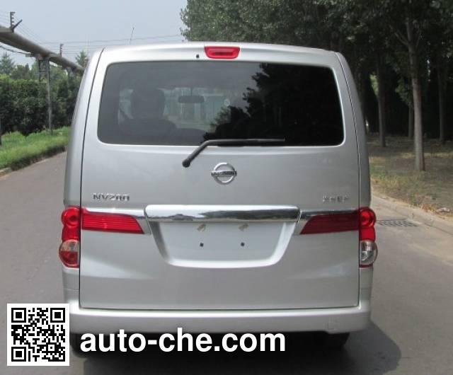 Nissan Zn6445v1a4 Mpv Batch 253 Made In China Auto Che