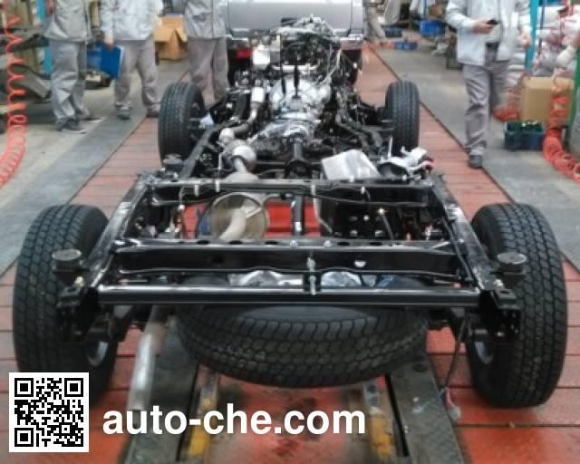 Dongfeng ZN6474HBMM MPV chassis