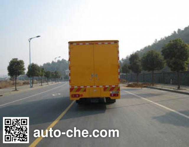 Zhongqi ZQZ5162TDY мобильная электростанция на базе автомобиля