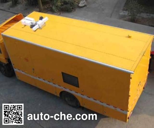 Zhongqi ZQZ5121XDY мобильная электростанция на базе автомобиля