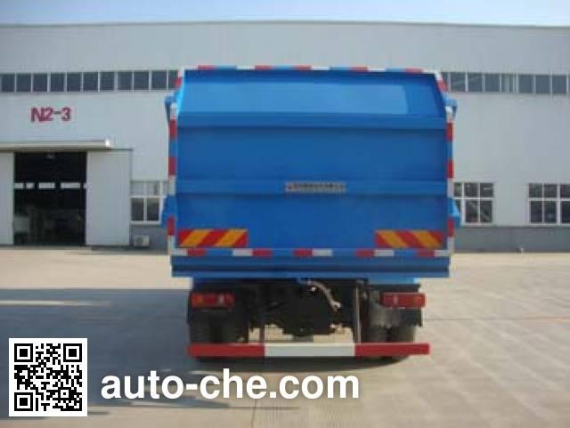 Zhongqi ZQZ5164ZDJD5 docking garbage compactor truck