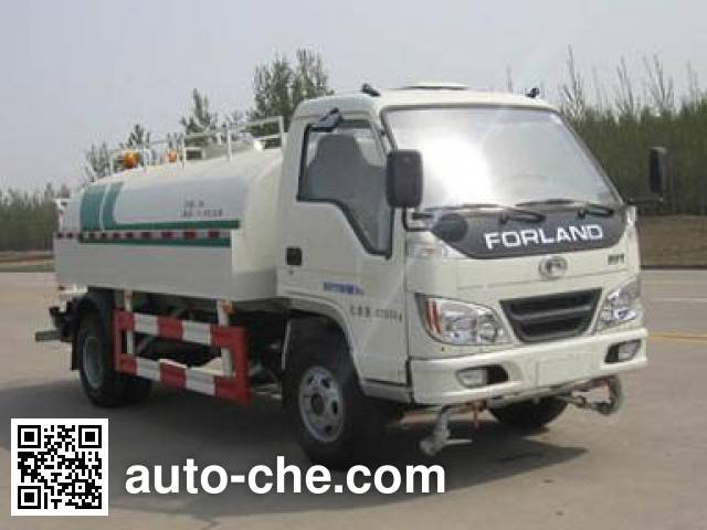 Dongyue ZTQ5080GSSBJG34D sprinkler machine (water tank truck)