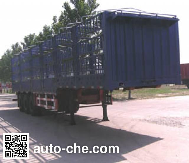 Dongyue ZTQ9400XCL stake trailer