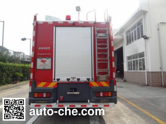 Zhongzhuo Shidai ZXF5281GXFPM120/S foam fire engine