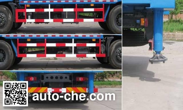 CNPC ZYT5160ZBG4 tank transport truck