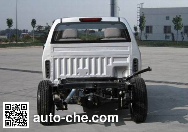 Sinotruk Howo ZZ1037D301PD5 pickup truck chassis
