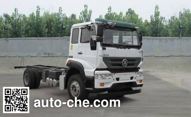 Sida Steyr ZZ1121K501GE1L truck chassis