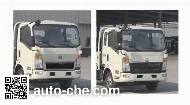 Sinotruk Howo ZZ1147G381CE1 cargo truck