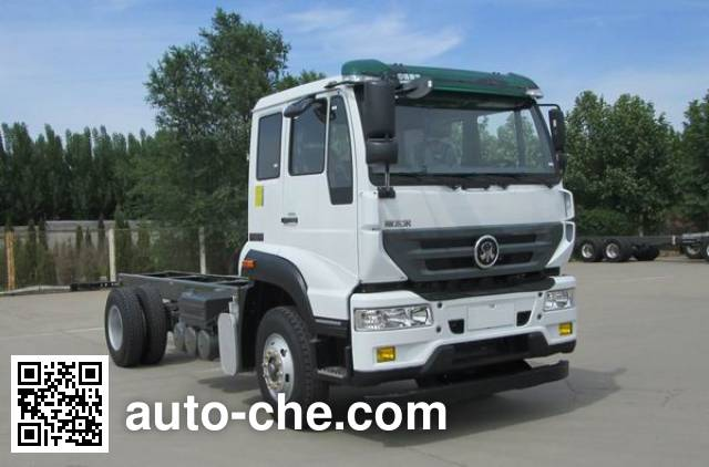 Sida Steyr ZZ1161M501GE1 Truck chassis (Batch #288) Made in