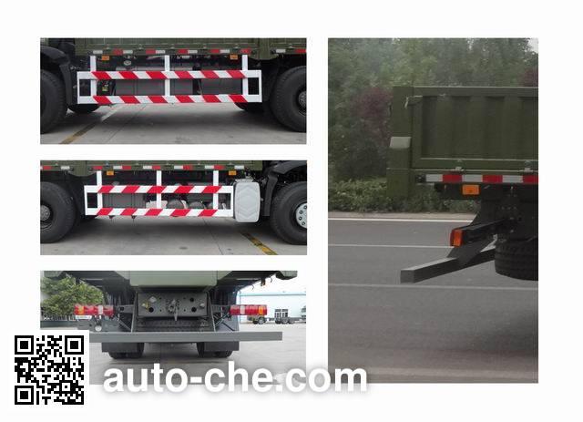 豪沃牌ZZ1167N461MD1载货汽车