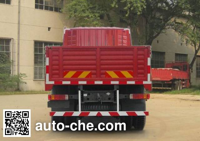 Sida Steyr ZZ1203M56CGE1 cargo truck