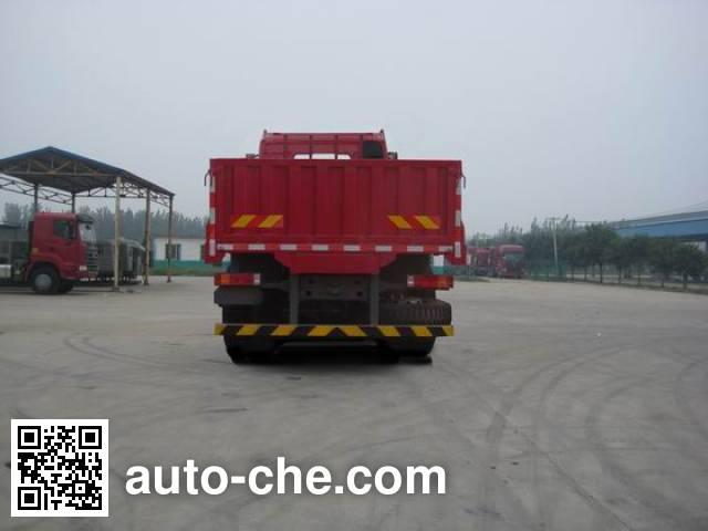 豪瀚牌ZZ1255M56C3E1载货汽车