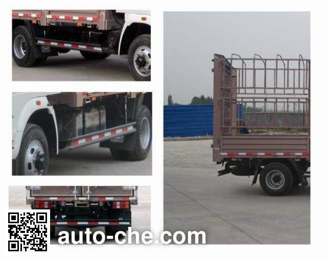 Sinotruk Howo ZZ2047CCYF3325E145 off-road stake truck
