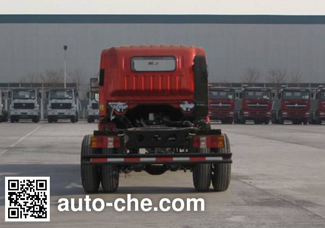 Sinotruk Howo ZZ2047E3425D141 off-road truck chassis