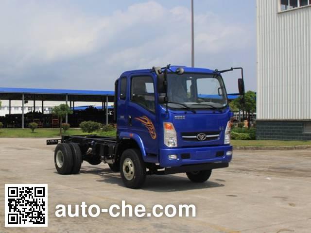 Homan ZZ3048F17EB0 dump truck chassis