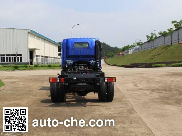 Homan ZZ3048F17EB1 dump truck chassis
