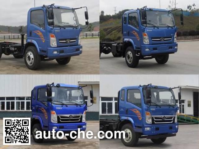 Homan ZZ3048G17EB0 dump truck chassis