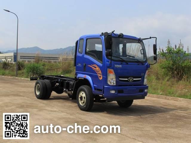 Homan ZZ3068F17EB0 dump truck chassis