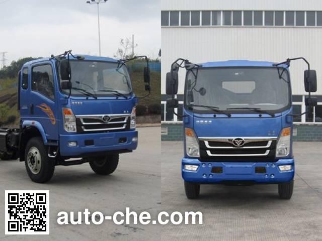 Homan ZZ3128E17EB0 dump truck chassis