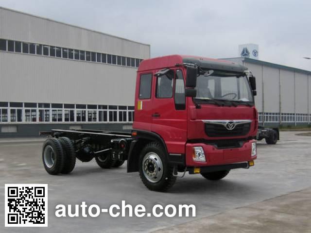 Homan ZZ3128G10DB1 dump truck chassis