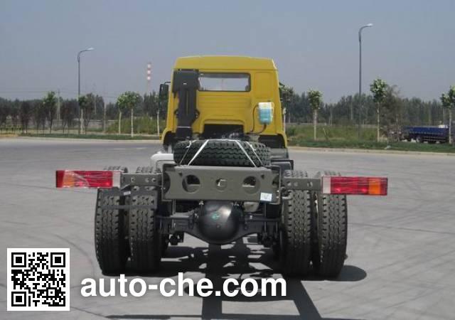 Sida Steyr ZZ3161M471GE1 dump truck chassis