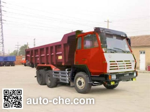 Sida Steyr ZZ3251BM324 mining dump truck