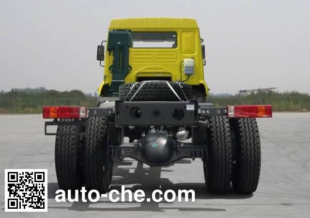 Sida Steyr ZZ3251K37CGD1 dump truck chassis