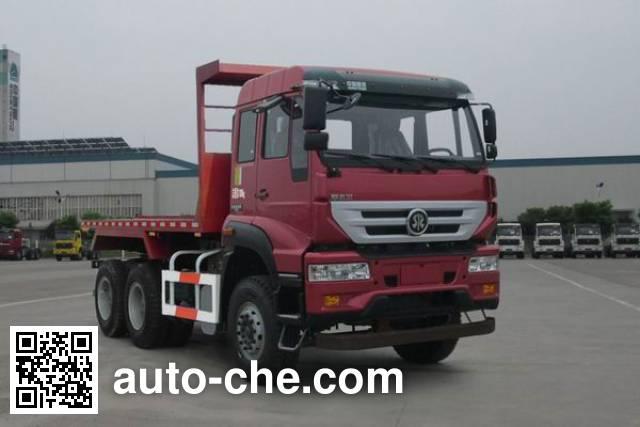 Sida Steyr ZZ3251N344GE1T flatbed dump truck