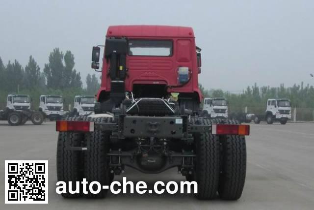 Sida Steyr ZZ3251N364GE1 dump truck chassis