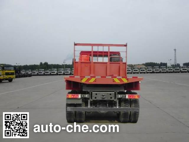 Sida Steyr ZZ3251N3841E1T flatbed dump truck