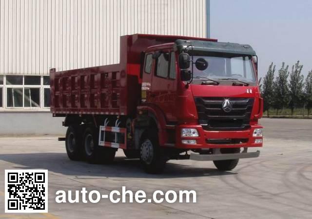 Sinotruk Hohan ZZ3255N3646D1 dump truck