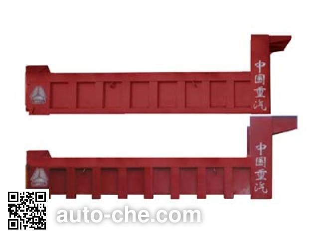 威泺牌ZZ3259M384PC3自卸汽车