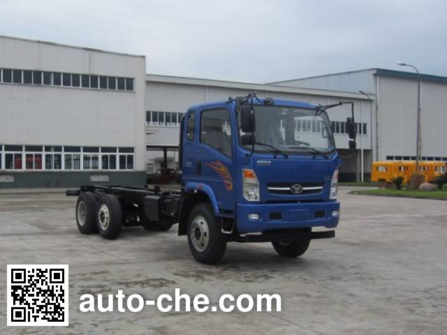 Homan ZZ3258FC0EB0 dump truck chassis