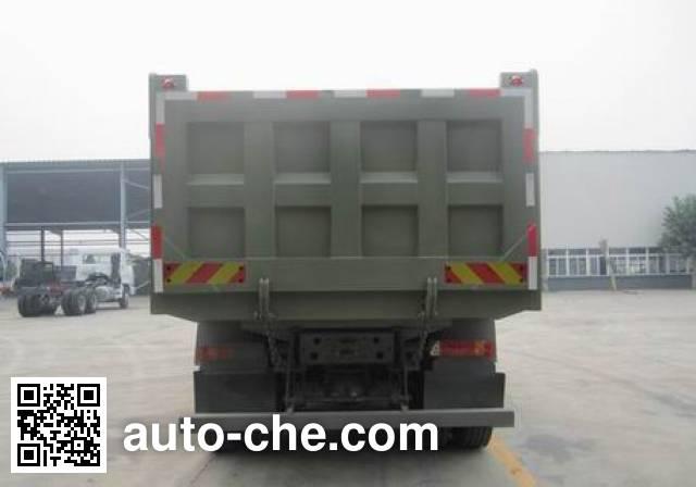 威泺牌ZZ3259M324PC3自卸汽车