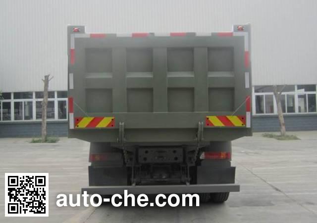 威泺牌ZZ3259M324PD3自卸汽车