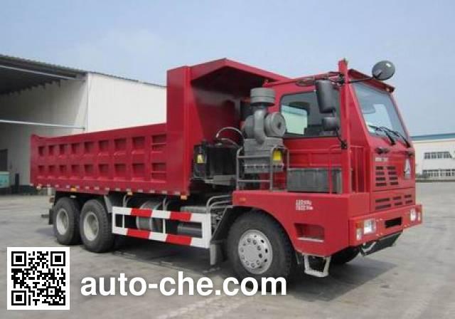 威泺牌ZZ3259M434PC3自卸汽车