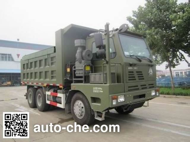 Sinotruk Wero ZZ3259N364PD3 dump truck