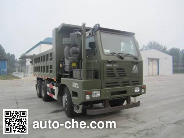 威泺牌ZZ3259N364PD3自卸汽车