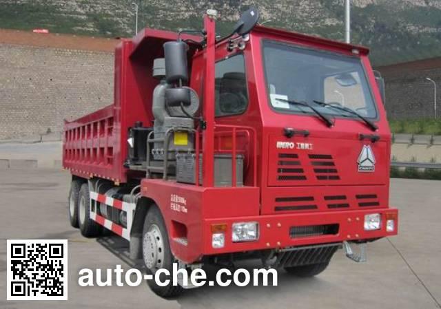 威泺牌ZZ3259N384PD3自卸汽车