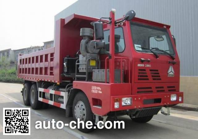 威泺牌ZZ3259N414PD3自卸汽车